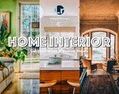 10 HOME INTERIOR Lightroom Mobile and Desktop Premium Presets - Bright Interior Presets, Real Estate Presets, Interior Presets, Light Preset