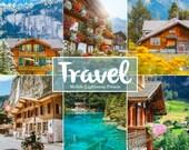 6 Mobile Lightroom Presets Travel Blogger - Instagram Presets, lifestyle presets, Lightroom Mobile Presets Mobile Lightroom, Blogger Presets