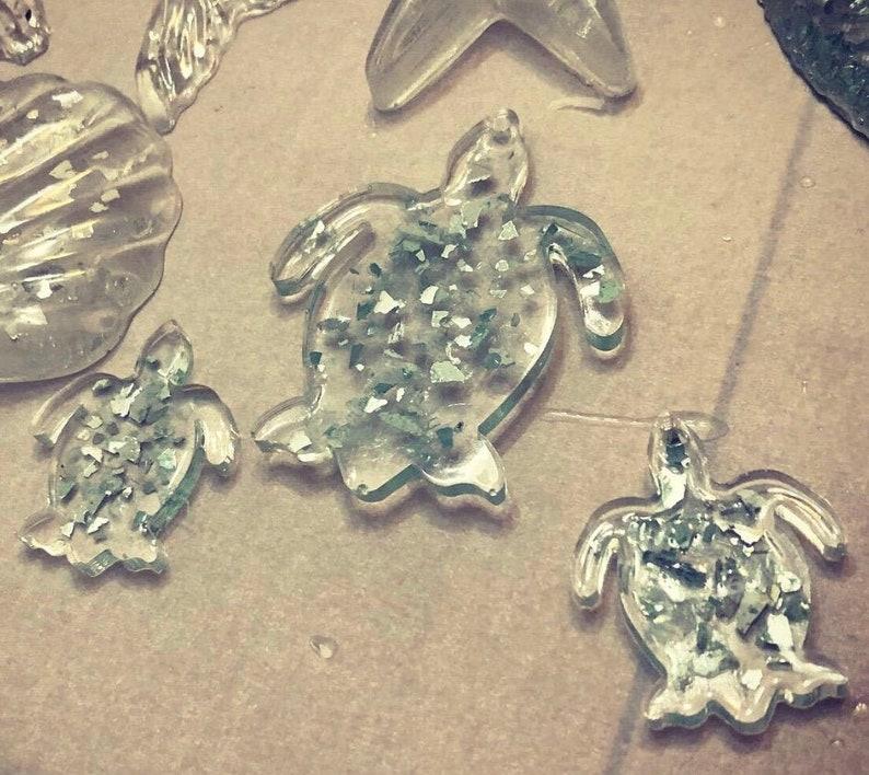 Sea turtle ornaments