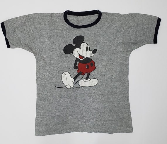 Mickey Mouse Ringer T