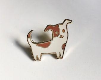 UNDERTALE Annoying Dog Enamel Lapel Pin