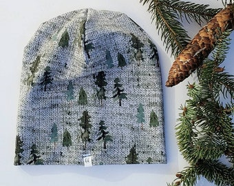 PRE-ORDER Holiday Slouchy Bamboo Beanies