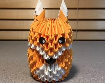 3D Origami Jigglypuff   Etsy   270x340