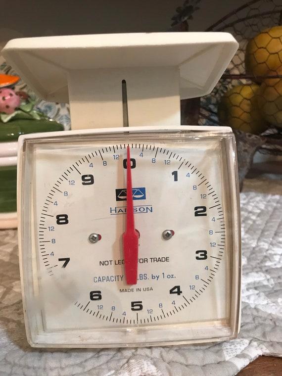Vintage Hanson Food Scale
