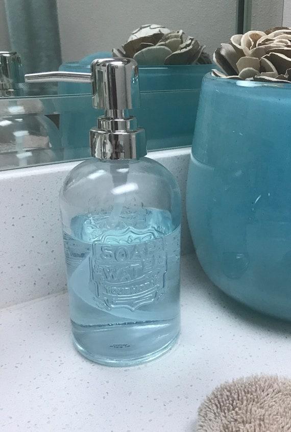 Vintage-Style Liquid Soap Dispenser