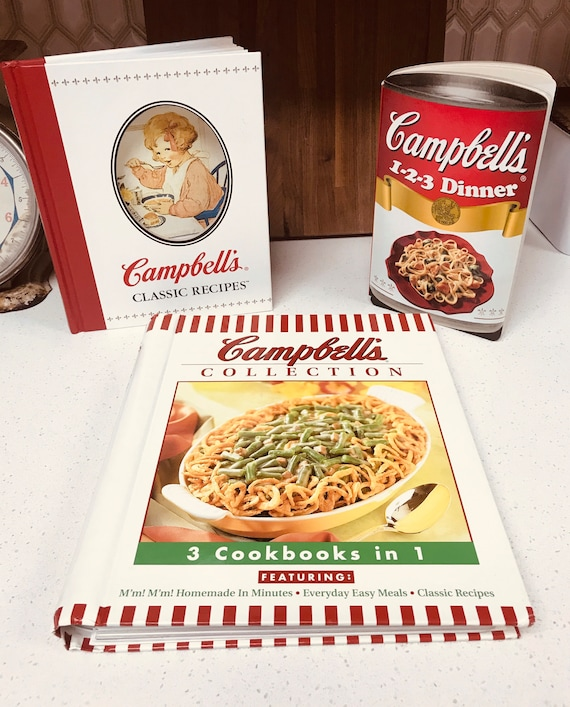 Campbell's Cookbook Collection