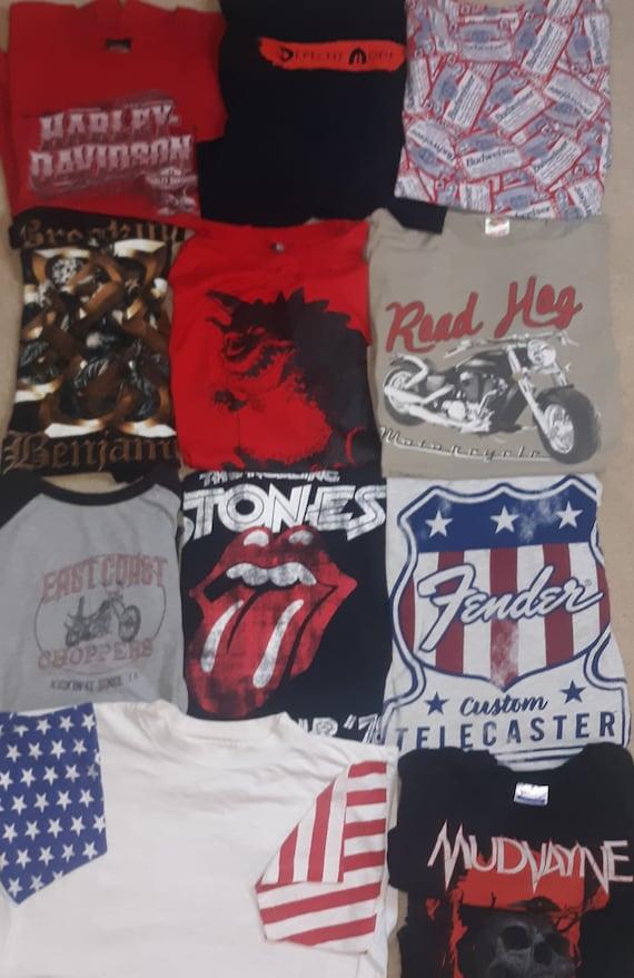 Vintage tshirt lot