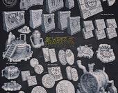 Cast 39 n Play - Sewers of Thamarya - Resin Printed Terrain