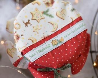 Acufactum Webband Christmas Bakery 16 mm Design Daniela Drescher