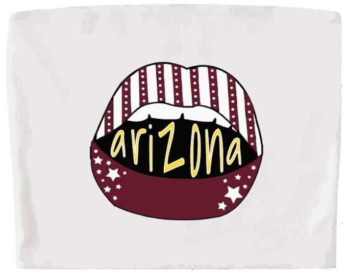Arizona State tube top