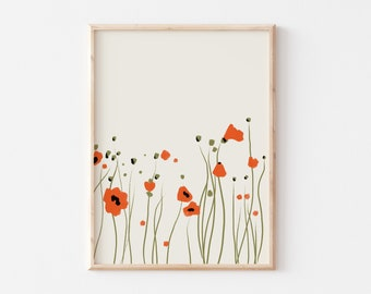 Wildflower Art Prints