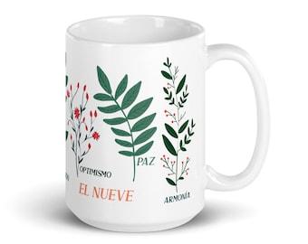 Cup Properties - Eneagram 9