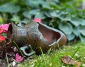 Flower Pot for Plants - Pot holder - Pottery pot - Flower pot holder - Planter pot -Amphora Ceramic Plant Pot