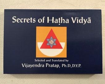 Secrets of Hatha Vidya