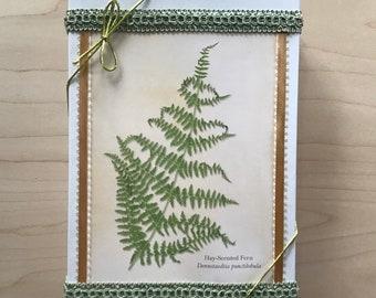 Fern, Moss, Grass & Clover Blank Cards