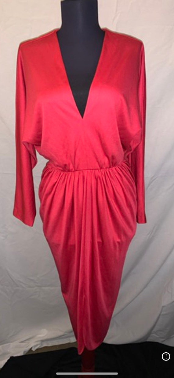 Vintage Lilli Diamond 1970's cocktail dress, Cockt