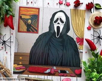 Scary Room Decor Etsy