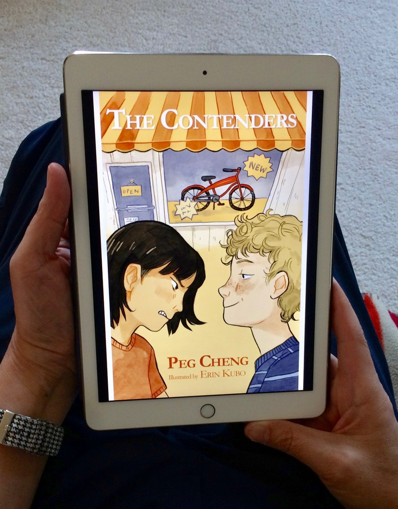 The Contenders eBook image 0