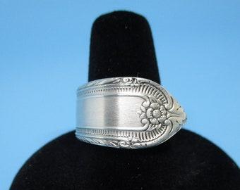 Silverware Jewelry ring. Vintage Rings, Spoon Ring, Recycled silverware Rings ,rings,silver ring,handmade rings custom rings,rings for all,