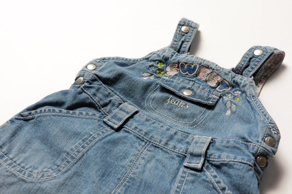 Vintage Girl Clothes age 2 years kids wear childr… - image 2