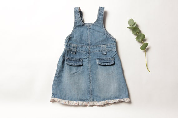 Vintage Girl Clothes age 2 years kids wear childr… - image 3