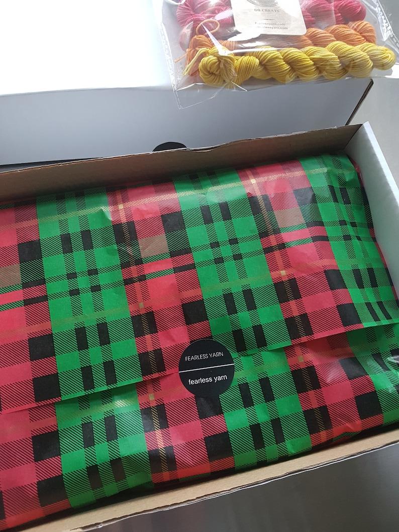 Pre Order April  Scrappy Blanket Club  Blanket Love Mini image 1