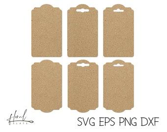 Earring Card Svg Etsy