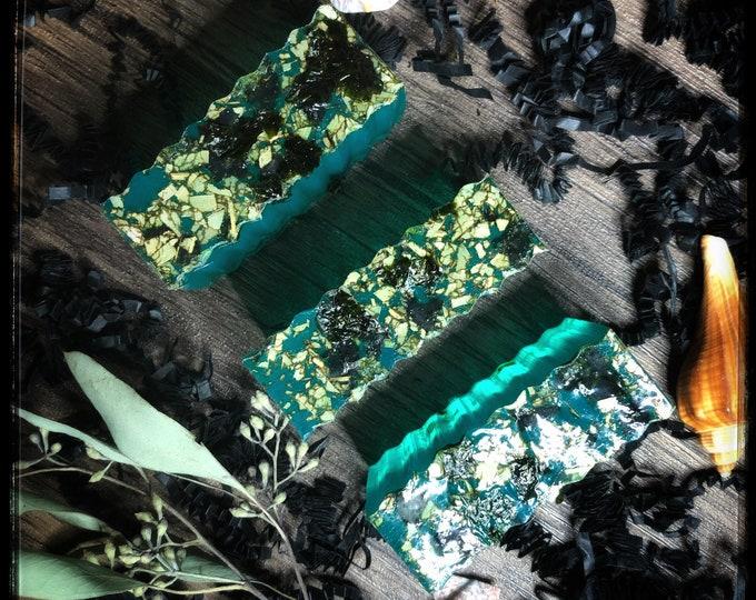 Hekate Einalia- Goddess of the Sea Ritual Bath Soap- 3.5 oz Bar-  Soap