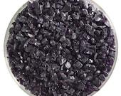 2 oz Deep Royal Purple Transparent Bullseye COE 90 frit powder 001128