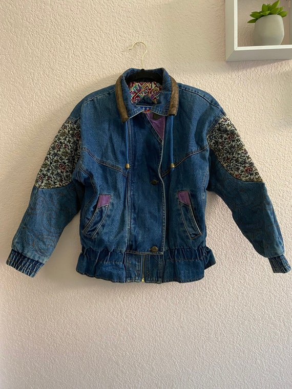 Vintage Faded Glory Denim Jacket