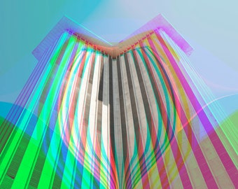 World Love Center — Photograph of Endless Possibilities, Archival Print
