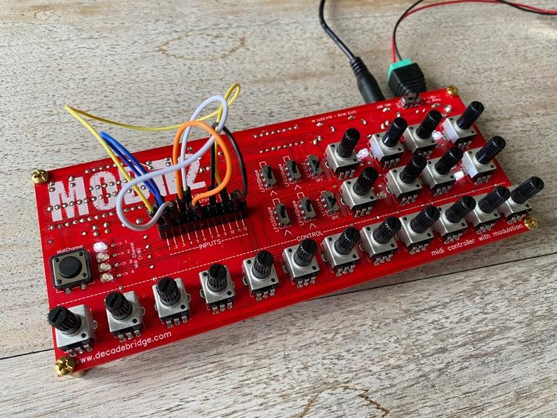 MODI midi controller/midi modulator MODI12