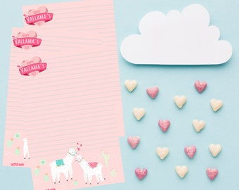 Snail mail A5 Stationery - Writing Paper - Letters #306