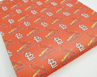 Cardinals Necktie Mens Licensed St Louis Cardinals Ties NWT FREE SHIPPING