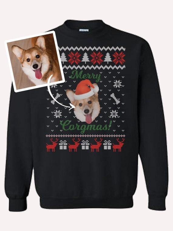 Official Corgi Ugly Christmas Sweater