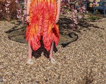 Style Mania Womens Embroidered Kaftan Dress Rayon Hippi Boho Long Caftan Beach Dress-White