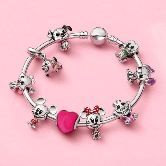 Disney Baby Series Charms Fits Pandora Bracelets Lilo and | Etsy