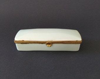 Limoges Rectangular Box
