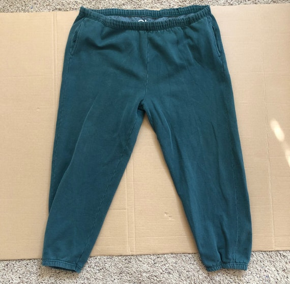Vintage PLUMA By Russell Athletic Turquoise Jogger