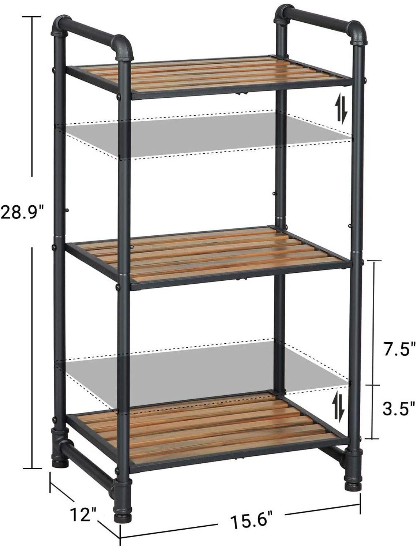 3-Tier DIY Storage Rack