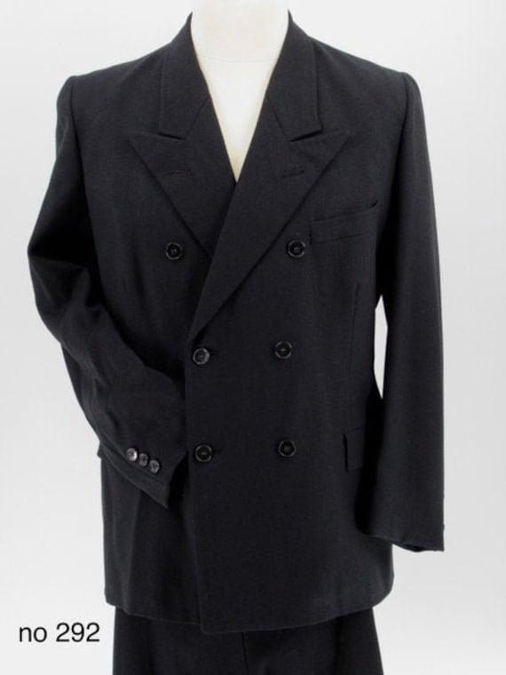 Original vintage  1930's/40's  Men's two piece Sui