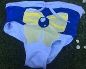 Custom made Sailor moon anime swimwear