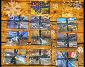 Postcard Collection - Autumn/Winter