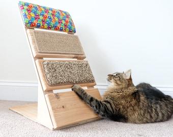 ScratchLadder® Ultimate Cat Scratcher