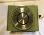 Vintage Westclox 24-hour Switch Timer