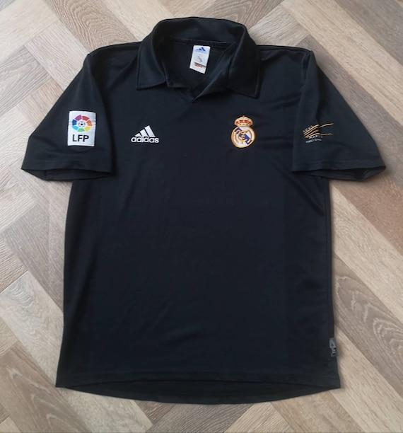 Centenary Jersey Real Madrid 2001-2002 Away Adidas