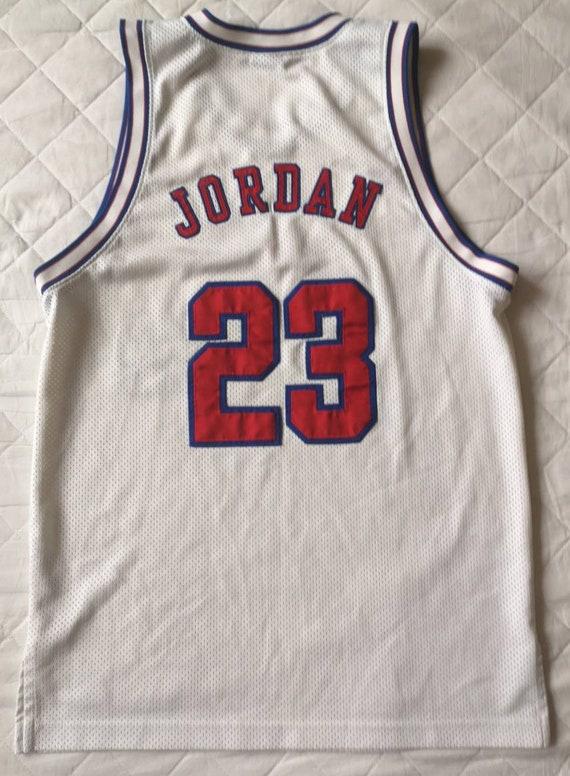Authentic Jersey Air Jordan NBA vintage