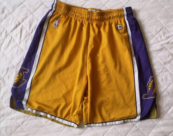 Authentic Shorts Los Angeles Lakers NBA Champion V