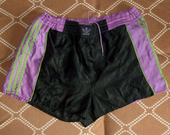 Shorts Adidas Boxing 1980's Vintage