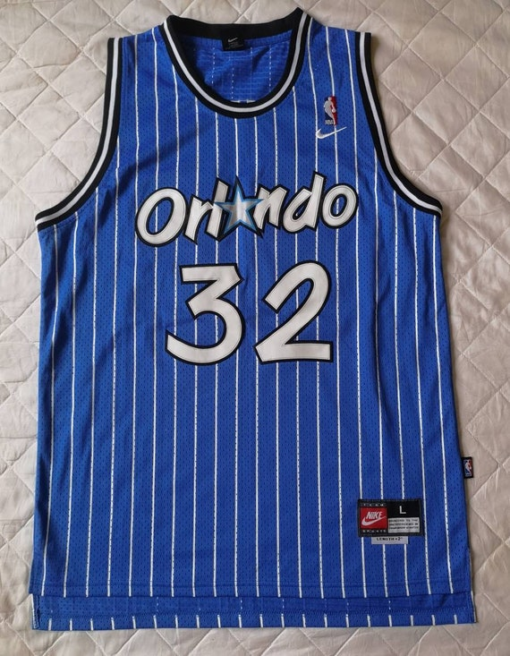 Authentic jersey Shaquille O'Neal #32 Orlando Magi